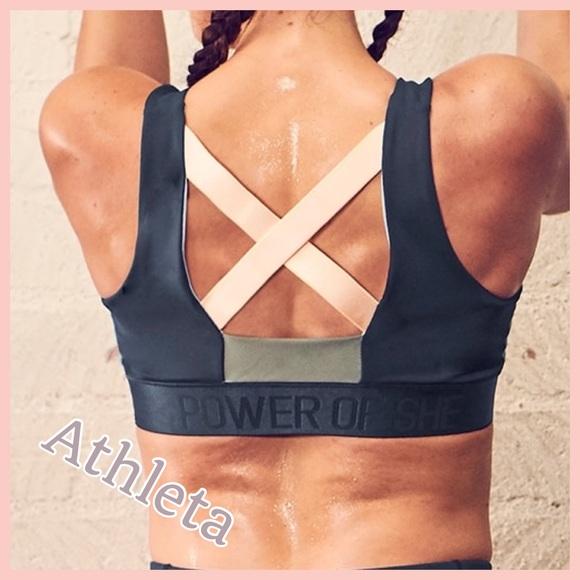 f926e825be3e6 Athleta Other - 🌟 New Athleta Colorblock Power of She Sports Bra